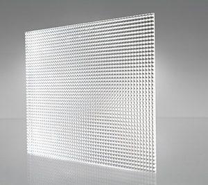 نمونه طلق شیشه ای .